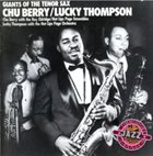 CHU BERRY Chu Berry & Lucky Thompson : Giants of the Tenor Sax album cover
