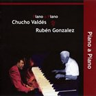 CHUCHO VALDÉS Piano A Piano (with Ruben Gonzalez) album cover