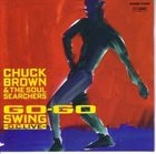 CHUCK BROWN Go-Go Swing -D.C. Live album cover