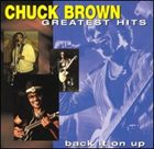 CHUCK BROWN Greatest Hits album cover