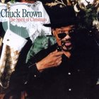 CHUCK BROWN The Spirit of Christmas album cover