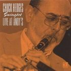 CHUCK HEDGES Swingtet Live at Andy's album cover
