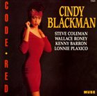 CINDY BLACKMAN Code Red album cover