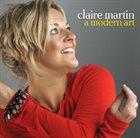 CLAIRE MARTIN A Modern Art album cover