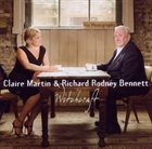CLAIRE MARTIN Claire Martin & Richard Rodney Bennett : Witchcraft album cover