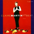 CLAIRE MARTIN Off Beat album cover