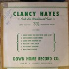 CLANCY HAYES Clancy Hayes and his Washboard Five album cover