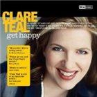 CLARE TEAL Get Happy album cover