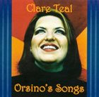 CLARE TEAL Orsino's Songs album cover
