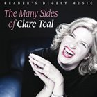 CLARE TEAL The Many Sides of Clare Teal album cover