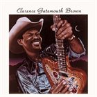 CLARENCE 'GATEMOUTH' BROWN Blackjack album cover