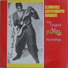 CLARENCE 'GATEMOUTH' BROWN The Original Peacock Recordings album cover