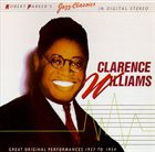 CLARENCE WILLIAMS 1927 To 1934 album cover