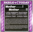 CLARK TERRY Clark Terry And Zoot Sims ‎– Mother------! Mother -----------!! A Jazz Symphony album cover