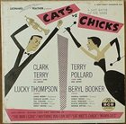 CLARK TERRY Leonard Feather Presents Cats vs. Chicks album cover