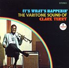 CLARK TERRY It's What's Happenin' album cover