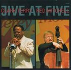 CLARK TERRY Jive At Five (with Red Mitchell) album cover