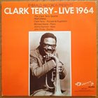 CLARK TERRY Live 1964 album cover