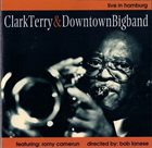 CLARK TERRY Live In Hamburg album cover