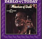 CLARK TERRY Memories of Duke album cover