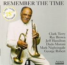 CLARK TERRY Remember the Time album cover