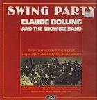 CLAUDE BOLLING And The Show Biz Band - Swing Party album cover