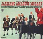 CLAUDE BOLLING Jazzgang Amadeus Mozart album cover