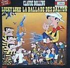 CLAUDE BOLLING La ballade des Dalton album cover