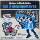 CLAUDE BOLLING Les Trois Mousquetaires Ou L'escrime Ne Paie Pas album cover