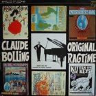 CLAUDE BOLLING Original Ragtime album cover