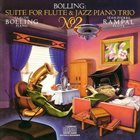 CLAUDE BOLLING Suite For Flute And Jazz Piano Trio No. 2 album cover