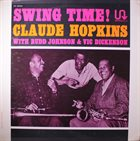 CLAUDE HOPKINS Swing Time album cover