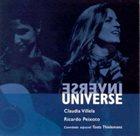 CLAUDIA VILLELA Claudia Villela & Ricardo Peixoto : Inverse Universe album cover
