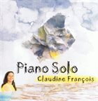 CLAUDINE FRANÇOIS Piano Solo album cover