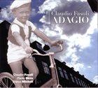 CLAUDIO FASOLI Adagio album cover