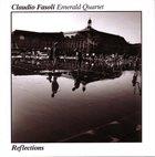 CLAUDIO FASOLI Claudio Fasoli Emerald Quartet : Reflections album cover