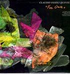 CLAUDIO FASOLI Claudio Fasoli Quintet : For Once album cover