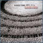 CLAUDIO FASOLI Claudio Fasoli Samadhi Quintet  : Haiku Time album cover