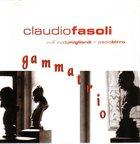 CLAUDIO FASOLI Gammatrio album cover