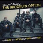 CLAUDIO FASOLI The Brooklyn Option album cover