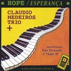 CLAUDIO MEDEIROS Hope - Esperanca album cover