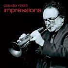 CLAUDIO RODITI Impressions album cover