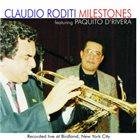 CLAUDIO RODITI Milestones album cover