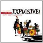 CLAYTON - HAMILTON JAZZ ORCHESTRA Explosive album cover