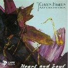 CLAYTON - HAMILTON JAZZ ORCHESTRA Heart and Soul album cover