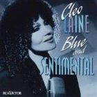 CLEO LAINE Blue and Sentimental album cover