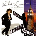 CLEO LAINE Live in Manhattan album cover