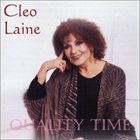 CLEO LAINE Quality Time album cover