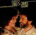CLEO LAINE Sometimes When We Touch(and James Galway) album cover