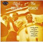 CLIFFORD BROWN Clifford Brown And Max Roach (aka Jordu) album cover